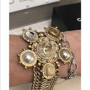 CHANEL Jewelry - COPY - Chanel Vintage Bracelet